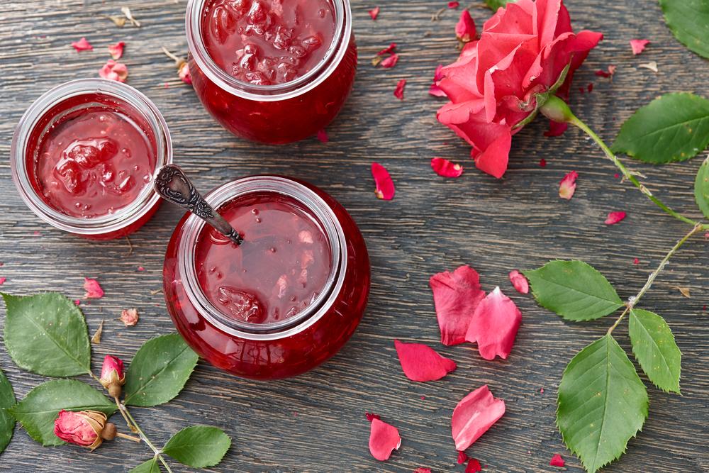 Варенье из лепестков роз полезные свойства