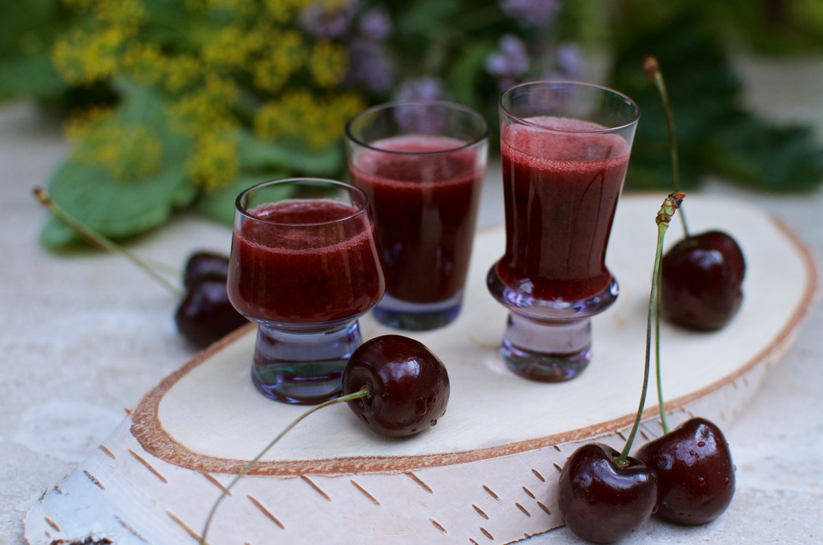 Вино из вишни в домашних условиях рецепт