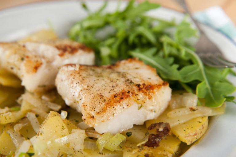 Как приготовить филе трески – вкусные рецепты